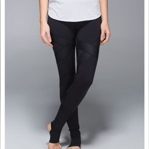 Special Edition Lulu Wunder Under Pant Cire Wrap